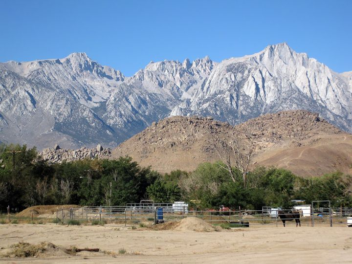 Sierra Nevada Mountains - Rod Jones Photography
