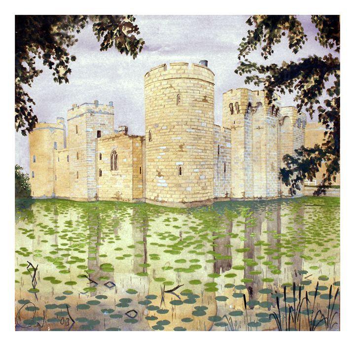 Bodiam Castle - Rod Jones Photography