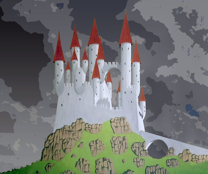 Fantasy Castle - Rod Jones Photography