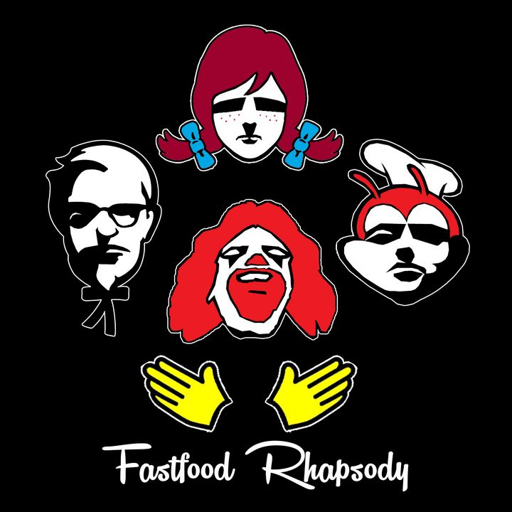 Fast-food Rhapsody - Arty Shop
