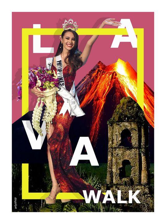 Lava Walk - Arty Shop