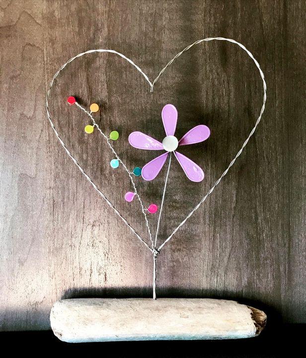 Love is Love Garden - Nature Up Design