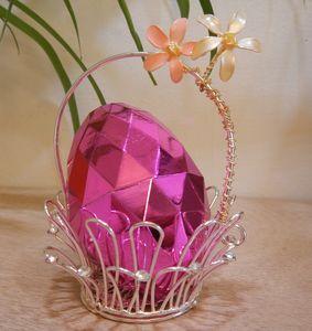 Forever Flower- Egg Basket