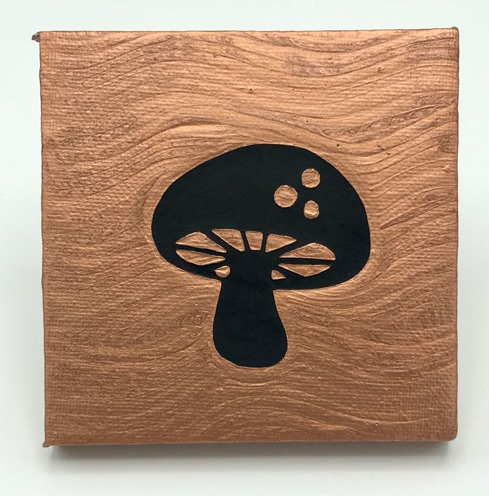 Copper Shroom - Nature Up Design