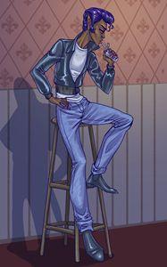 Greaser Vampire