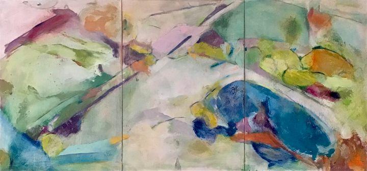 POND - Kate Kelvin Art