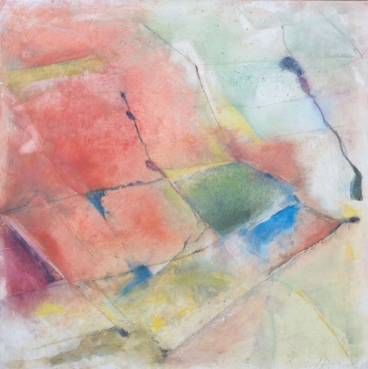 USUALLY PARTS OF ETERNITY - Kate Kelvin Art