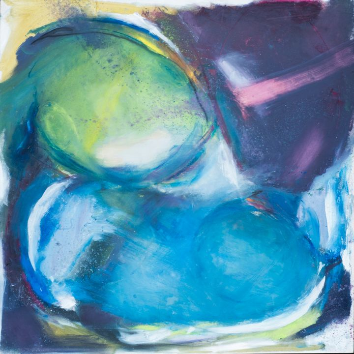 UP CLOSE - Kate Kelvin Art