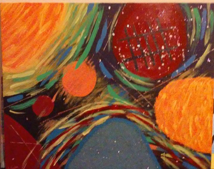 """My Space"" - Fine Arts Gallery Plus"