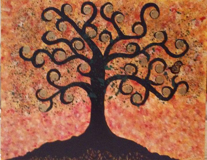 The Money Tree - Fine Arts Gallery Plus