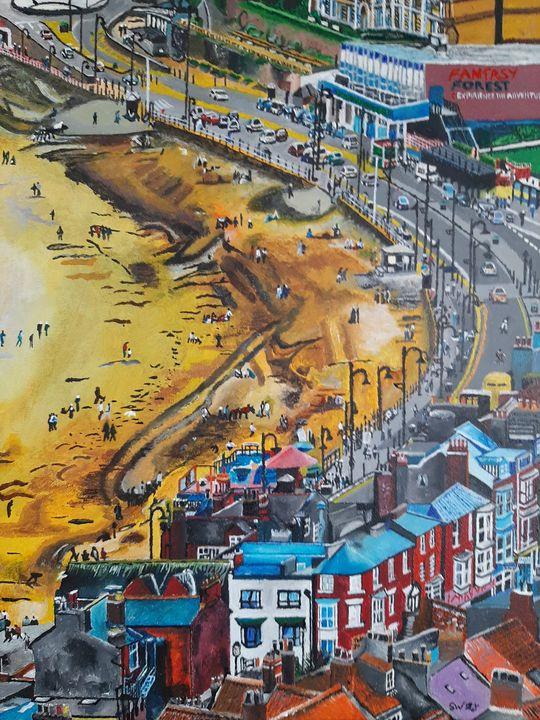 Scarborough beach/promanade - Mr Seth Williams