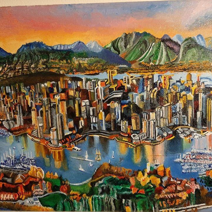 Vancouver - Mr Seth Williams