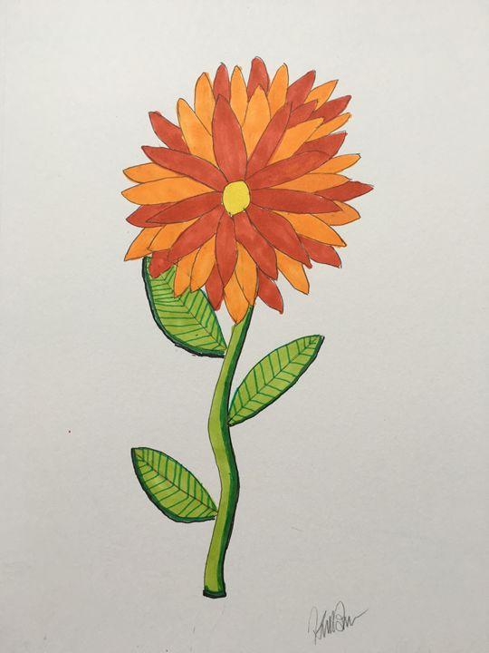 Miracle flower - Katherina