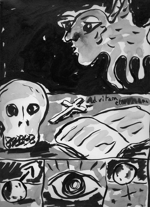 Les crânes - Montana - Doux rêves -