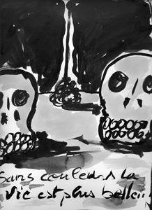 Les crânes