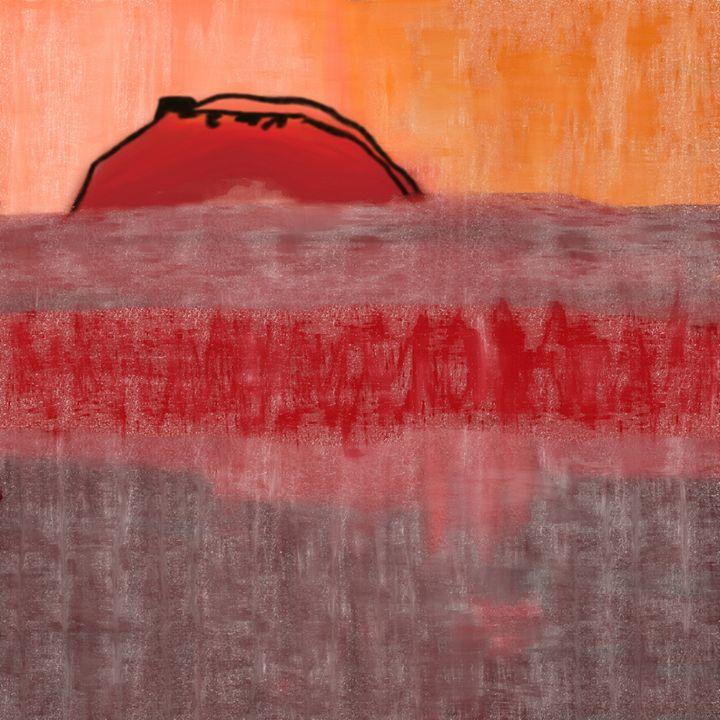 Red Rock - Oddbjorn Sorvik Gallery