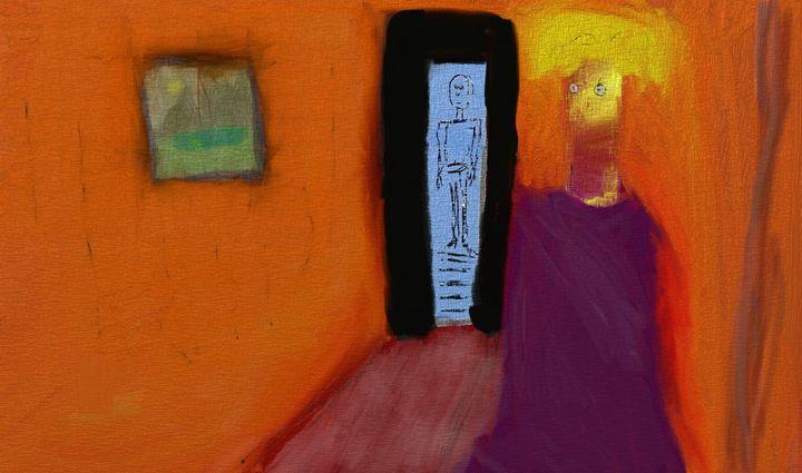 Haunted. - Oddbjorn Sorvik Gallery