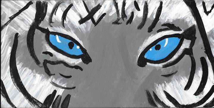 Tiger Eyes - Zee Artiste