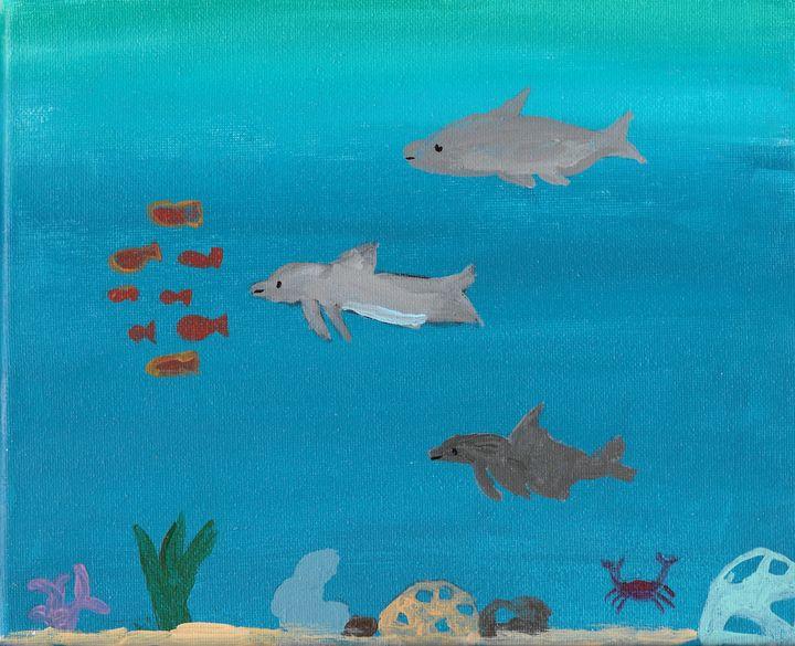 under the sea - Zee Artiste