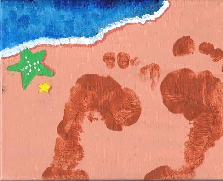Sandy Feet - Zee Artiste