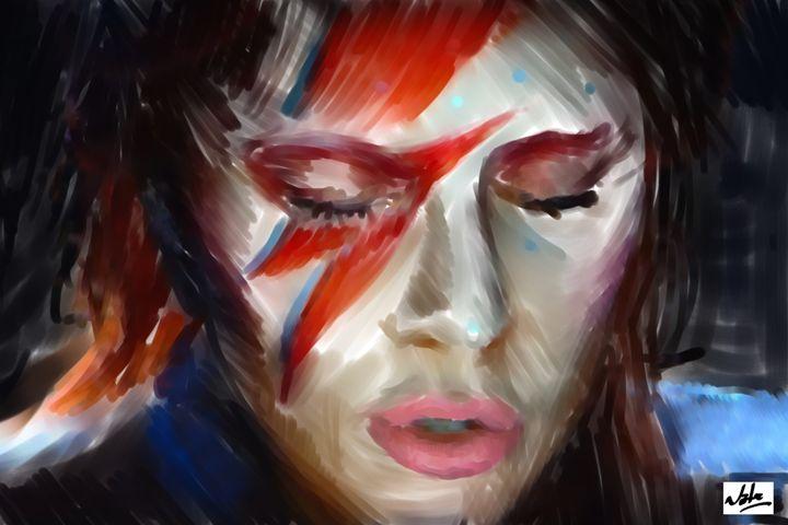 Gaga - Peculiar art by Nate