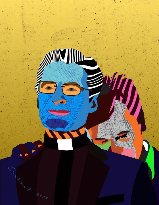 The Gay Priest - Chukwudi Udoye