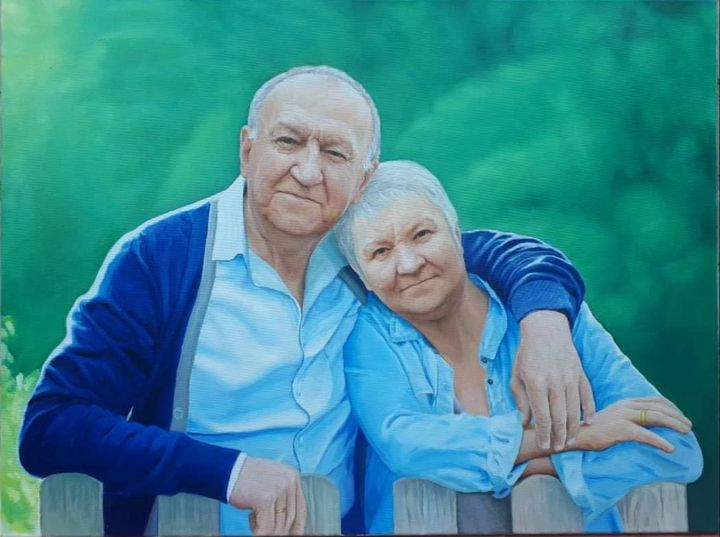 Couple - Hosil art gallery