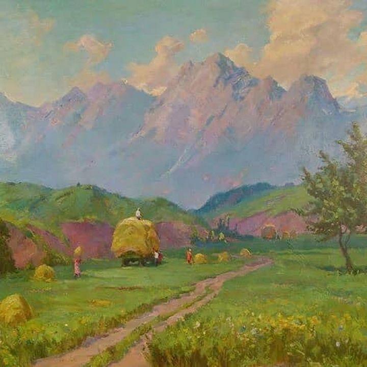 Village work - Hosil art gallery