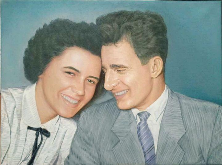 Couples - Hosil art gallery