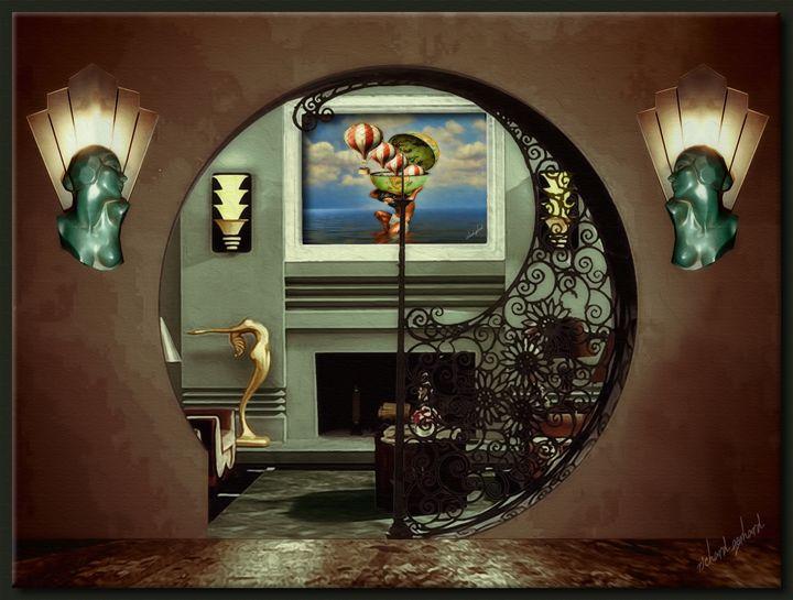 Art Deco - Richard Gerhard