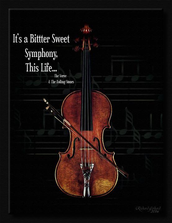 Bittersweet Symphony - Richard Gerhard