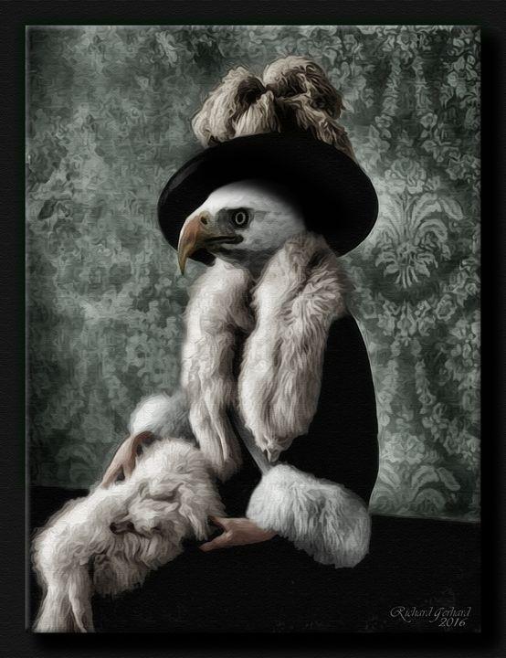 Mrs. Bald Eagle - Richard Gerhard
