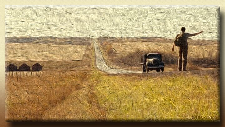 On the Road - Richard Gerhard