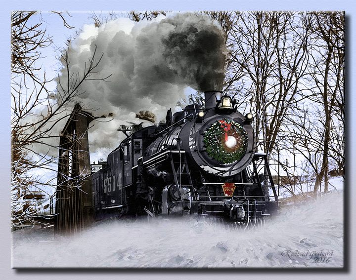 Snow Train - Richard Gerhard
