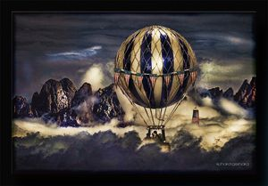 the Balloon Ride - Richard Gerhard
