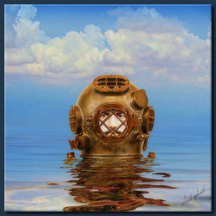Diver - Richard Gerhard