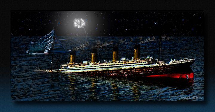 SHIT (Captain Smith RMS Titanic) - Richard Gerhard