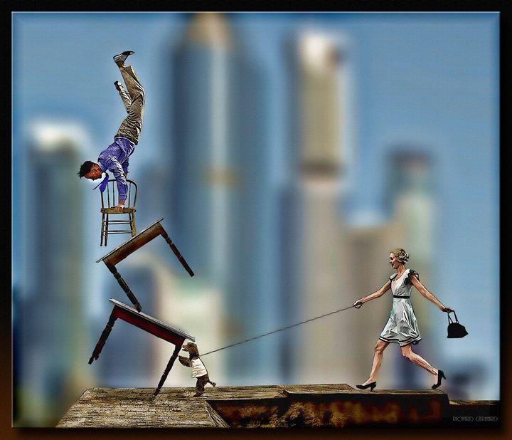 The Ledge - Richard Gerhard