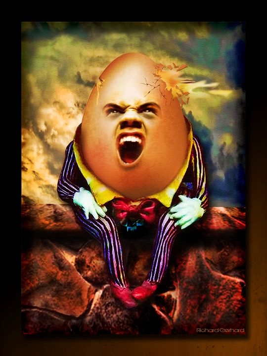 Humpty Dumpty - Richard Gerhard