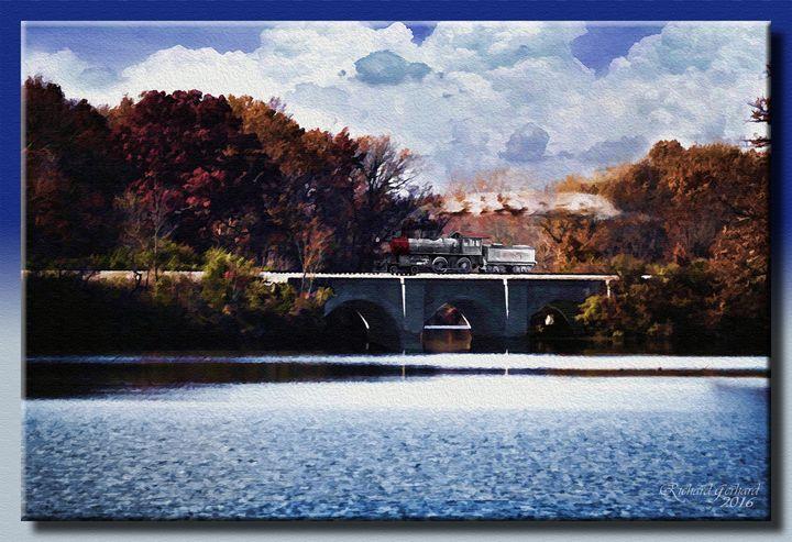 The Bridge - Richard Gerhard