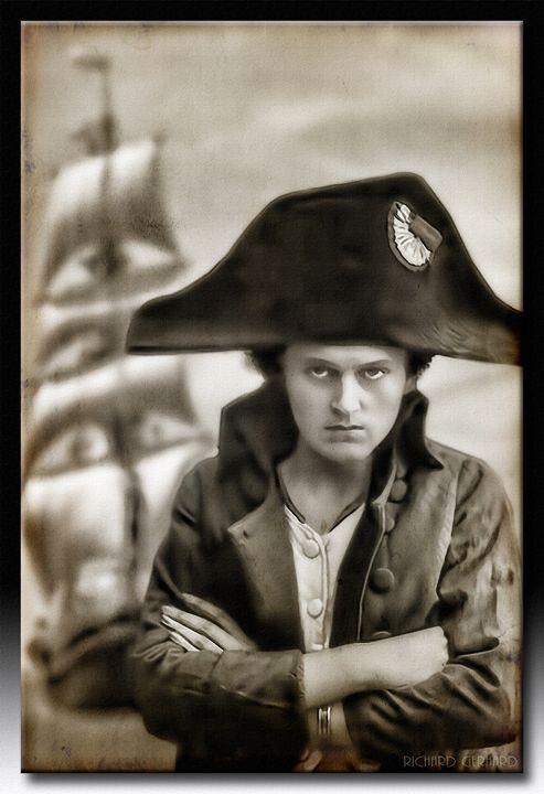 The Captain - Richard Gerhard