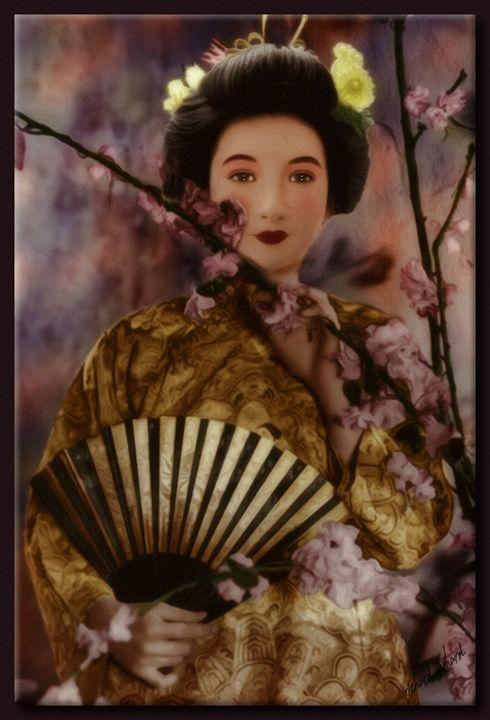 Cherry Blossom - Richard Gerhard