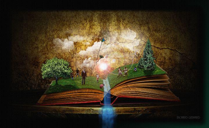 The Book of Dreams - Richard Gerhard