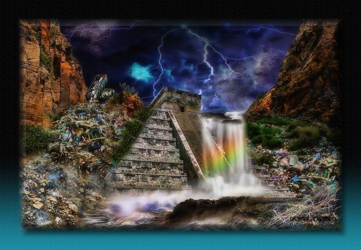 The End of Civilization - Richard Gerhard