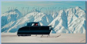 The 37' Snowsenberg - Richard Gerhard