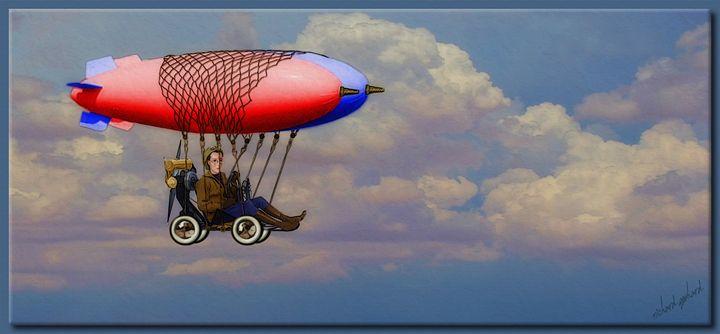 The Balloon Mobile - Richard Gerhard