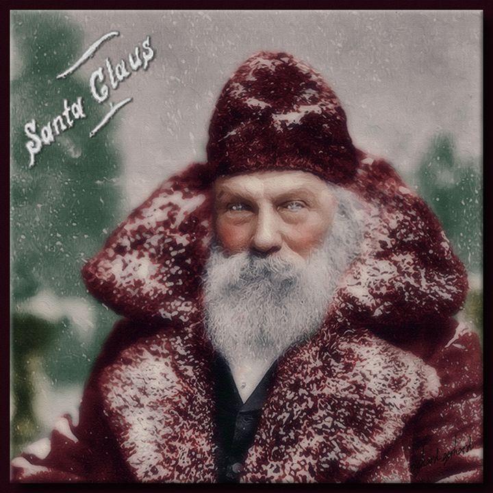 Santa Claus - Richard Gerhard