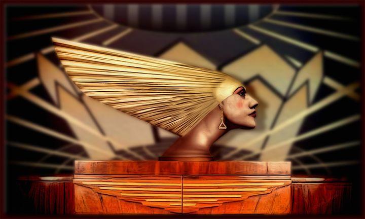 The Spirit of the Wind - Richard Gerhard