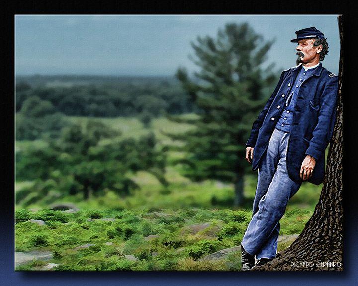 Gettysburg - Richard Gerhard