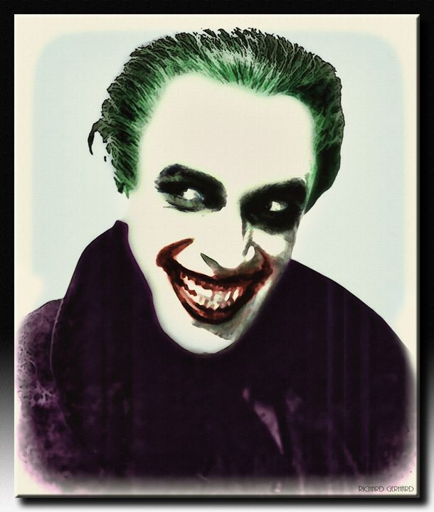 The Joker - Richard Gerhard